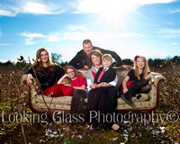 Kelley Family 2012
